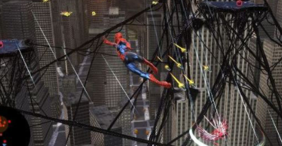 Download Spider-Man Web of Shadows PPSSPP ISO Game