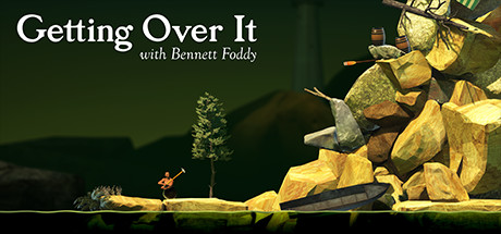Getting Over It With Bennett Foddy PC Download Free Game