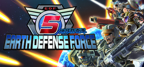 Earth Defense Force 5 PC Game Download For Mac